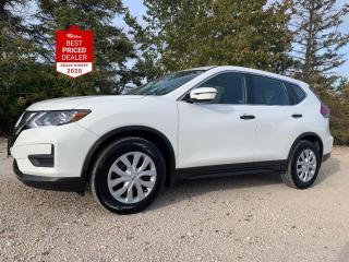 Used 2017 Nissan Rogue *HEATED SEATS - REAR CAMERA - CLEAN HISTORY* for sale in Winnipeg, MB