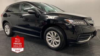 Used 2017 Acura RDX AWD TECH PKG *NAV - SUNROOF - ADAPTIVE CRUISE* for sale in Winnipeg, MB