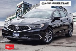 Used 2018 Acura TLX 2.4L P-AWS w/Tech Pkg Apple Carplay| Remote Start| for sale in Thornhill, ON