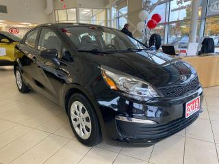 Used 2016 Kia Rio (4) LX+ / MT for sale in Waterloo, ON