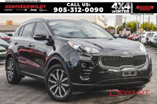 Used 2018 Kia Sportage EX | LEATHER | HEATED SEATS | 1 OWNER | for sale in Hamilton, ON
