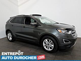 Used 2016 Ford Edge SEL AWD TOIT OUVRANT - A/C - Caméra de Recul for sale in Laval, QC