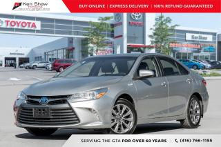 Used 2017 Toyota Camry Hybrid for sale in Toronto, ON
