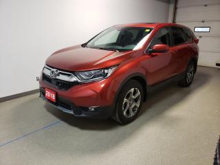 Used 2018 Honda CR-V EX-L|Certified|Warranty-Just Arrived| for sale in Brandon, MB