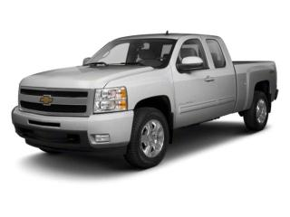 Used 2010 Chevrolet Silverado 1500 4WD Ext Cab 143.5  LTZ for sale in Mississauga, ON