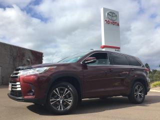 Used 2017 Toyota Highlander LE for sale in Moncton, NB