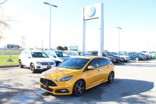 Used 2015 Ford Focus 2.0L ST for sale in Whitby, ON