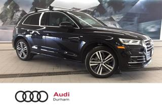 Used 2018 Audi Q5 2.0T Technik + S-Line | Adapt Cruise | B & O for sale in Whitby, ON