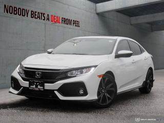 Used 2019 Honda Civic Hatchback Sport CVT for sale in Mississauga, ON