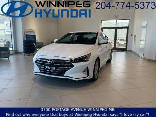 Used 2020 Hyundai Elantra Preferred for sale in Winnipeg, MB