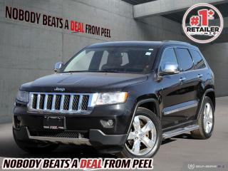 Used 2012 Jeep Grand Cherokee 4WD 4dr Overland for sale in Mississauga, ON