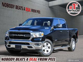 Used 2019 RAM 1500 Big Horn 4x4 Crew Cab 57  Box for sale in Mississauga, ON