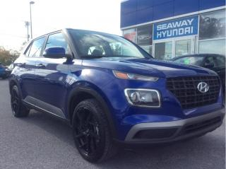 Used 2020 Hyundai Venue Essential - Alloy Wheels - Apple Car Play for sale in Cornwall, ON