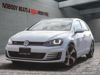 Used 2015 Volkswagen GTI 5dr HB DSG Performance for sale in Mississauga, ON