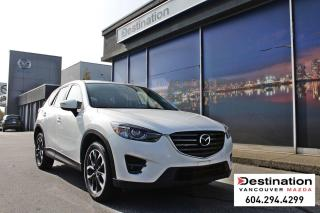 Used 2016 Mazda CX-5 GT - Fully Loaded, BRAND NEW TIRES! for sale in Vancouver, BC