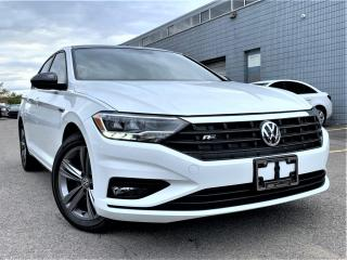 Used 2020 Volkswagen Jetta R-LINE|PUSH START|HEATED SEATS|PANORAMIC|APPLE CARPLAY for sale in Brampton, ON