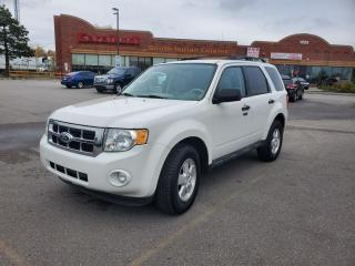 Used 2011 Ford Escape 4WD 4DR V6 AUTO XLT for sale in Scarborough, ON