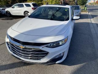 Used 2020 Chevrolet Malibu 4DR SDN PREMIER W/2LZ for sale in Toronto, ON