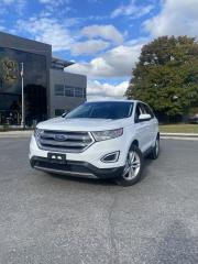Used 2018 Ford Edge SEL AWD for sale in North York, ON