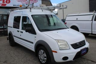 Used 2011 Ford Transit Connect XLT w/Rear & Side Door Glass for sale in Mississauga, ON