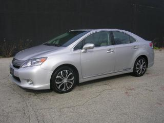 Used 2010 Lexus HS 250 h 4dr Sdn Premium for sale in Richmond Hill, ON