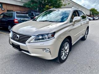 Used 2014 Lexus RX 350 AWD 4dr for sale in North York, ON