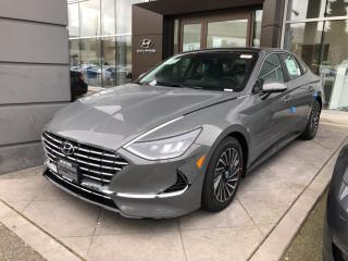 New 2021 Hyundai Sonata Hybrid Ultimate for sale in North Vancouver, BC