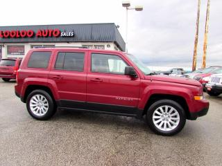 Used 2015 Jeep Patriot Sport North Edition Auto One Owner No Accident Certified for sale in Milton, ON