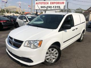 Used 2016 Dodge Grand Caravan CARGO VAN Keyless/Roof Racking/All Power/GPS* for sale in Mississauga, ON