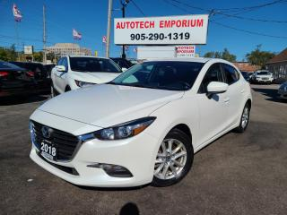 Used 2018 Mazda MAZDA3 Sport Navigation/Camera/Heated Seats/Alloys for sale in Mississauga, ON