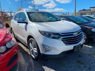 Used 2018 Chevrolet Equinox Premier w/2LZ for sale in Scarborough, ON