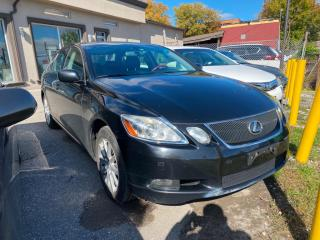 Used 2007 Lexus GS 350 Base for sale in Scarborough, ON