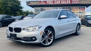Used 2018 BMW 3 Series 330i xDrive|TEXT.US|647.678.7778| NAVI|REARVIEW|ALLOYS| for sale in Mississauga, ON