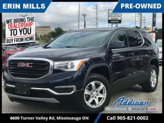 Used 2017 GMC Acadia SLE  7 Passenger|REAR CAM|2.5L|KEYLESS| for sale in Mississauga, ON