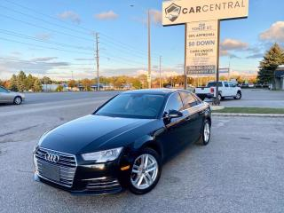 Used 2017 Audi A4 KOMFORT | QUATTRO | ONE OWNER | for sale in Barrie, ON
