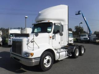 Used 2007 International 9200i Eagle Highway Tractor Air Brakes Diesel for sale in Burnaby, BC