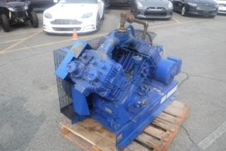 Used 2000 Quincy 2 Stage Air Compressor Model D5120 for sale in Burnaby, BC
