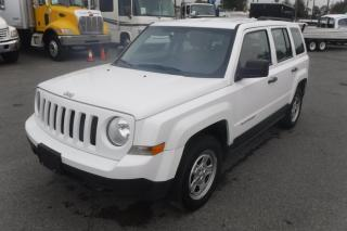 Used 2016 Jeep Patriot Sport 2WD for sale in Burnaby, BC
