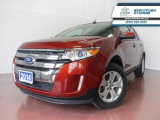 Used 2014 Ford Edge 1 OWNER | HTD SEATS | BLUETOOTH  - $98 B/W for sale in Brantford, ON