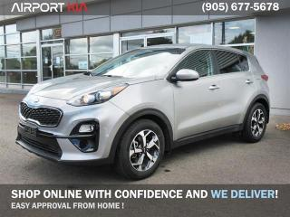 Used 2020 Kia Sportage LX FWD /WE ARE OPEN, BOOK YOUR APPOINTMENT/ No Accident/ Heated seats/ Rear View Camera with Android Auto and Apple Car Play/ Lane departure warning system/ Bluetooth for sale in Mississauga, ON