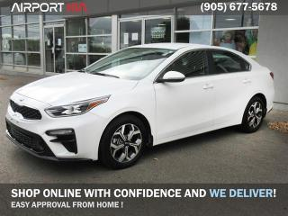 Used 2019 Kia Forte EX / No Accident / Back-up Camera/Android Auto Apple Car Play/ Heated seats and steering/ Blind spot indicator/ rear cross traffic alert/ wireless phone charger for sale in Mississauga, ON