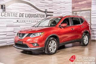 Used 2016 Nissan Rogue SV+AWD+CAM/RECUL+TOIT+BLUETOOTH for sale in Laval, QC