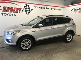 Used 2017 Ford Escape FWD 4dr SE, NAVIGATION/GPS for sale in St-Hubert, QC
