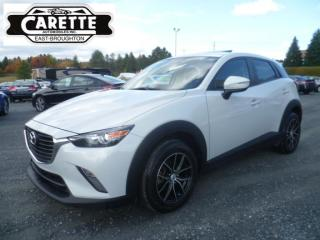 Used 2016 Mazda CX-3 GS LUXURY PACKAGE for sale in East broughton, QC