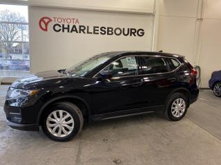 Used 2017 Nissan Rogue S AWD Automatique - Sièges chauffants for sale in Québec, QC