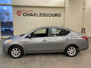 Used 2012 Nissan Versa SV - Automatique for sale in Québec, QC