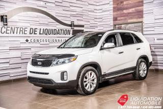 Used 2015 Kia Sorento EX+AWD+TOIT+CUIR+CAM/RECUL+SIEGE ET VOLANT/CHAUF for sale in Laval, QC
