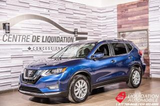Used 2017 Nissan Rogue SV+CAM/RECUL+BLUETOOTH+SIEGE/CHAUFF for sale in Laval, QC