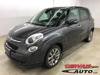 Used 2014 Fiat 500 L Sport Mags Bluetooth for sale in Trois-Rivières, QC