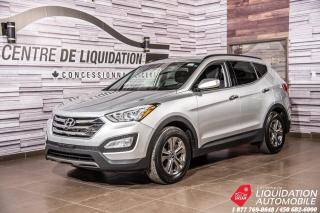 Used 2016 Hyundai Santa Fe Sport Premium+GR ELECT+VOLANT/CHAUFF++SIEGE/CHAUFF+BLUET for sale in Laval, QC